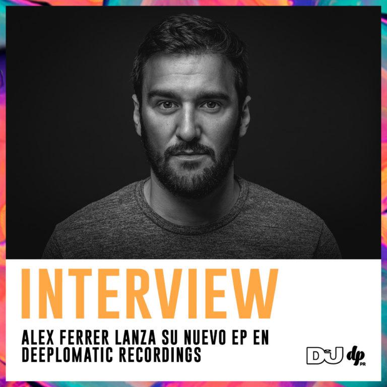 Alex Ferrer DJ Mag Spain